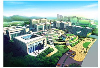 浅析旅游区行政中心城市设计